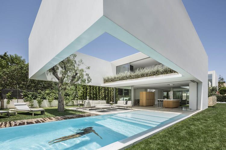 La casa de los tres árboles / Gallardo Llopis Arquitectos, © Germán Cabo