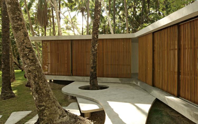 Boipeba House / daarchitectes © Michel Rey Photographe