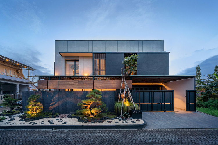 J House / y0 Design Architect, © Antonius Widjaya