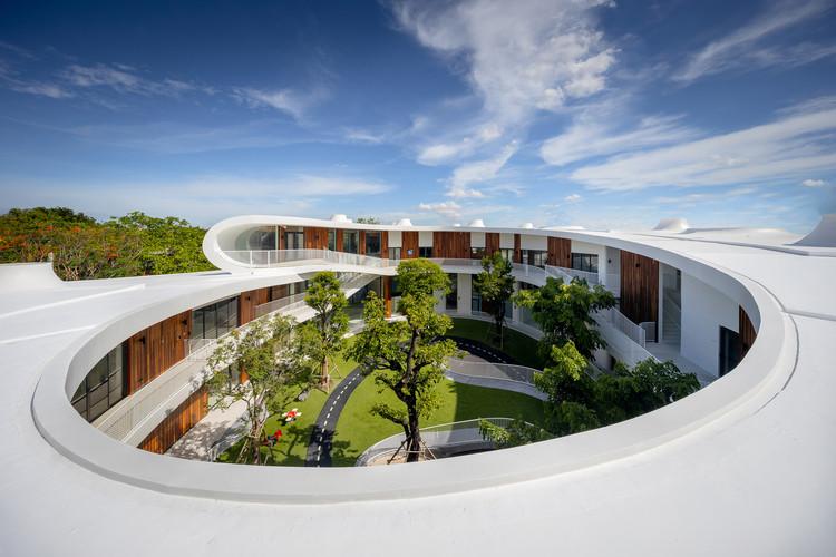 The Kensington Learning Space / Plan Architect, © Ketsiree Wongwan