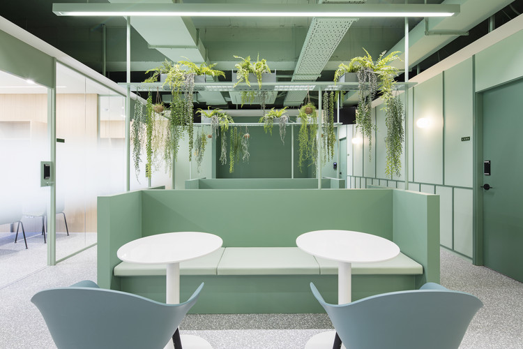 Greengrass Office / Plainoddity, © Hong Kiwoong