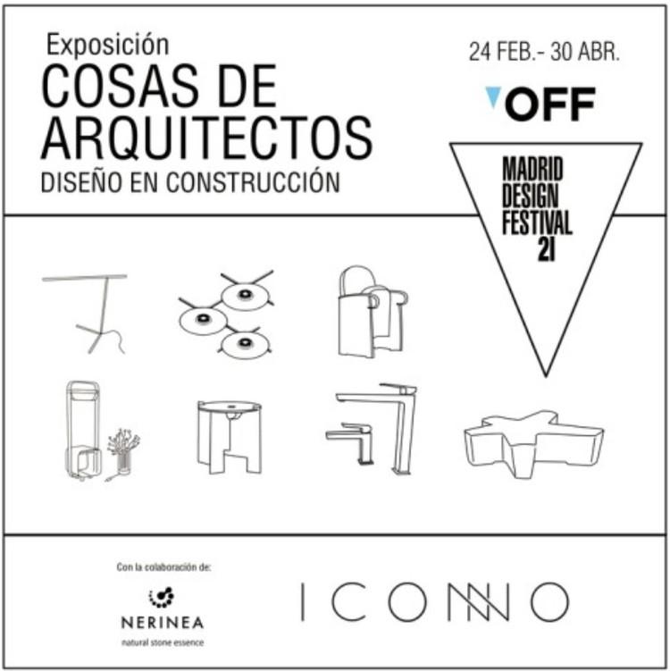 Cosas de arquitectos, diseño en construcción, ICONNO