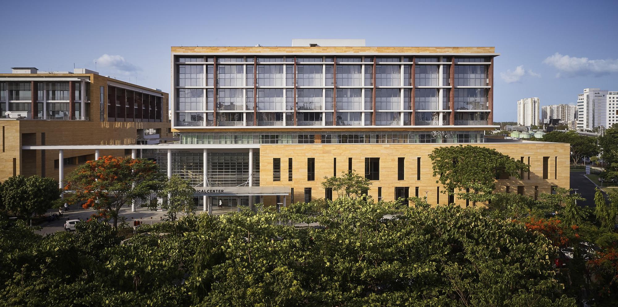 Tata Medical Center / CannonDesign