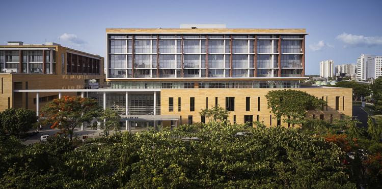 Centro médico Tata / CannonDesign, © Dave Burk