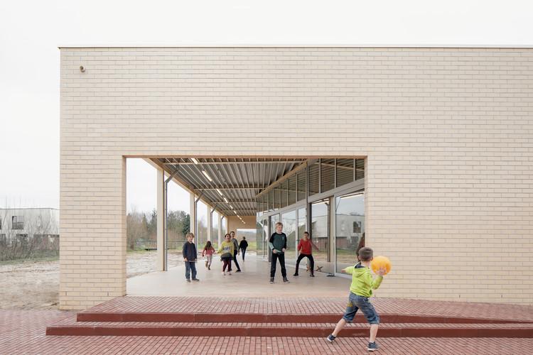 Edificio Warot / B-ILD, © Jeroen Verrecht