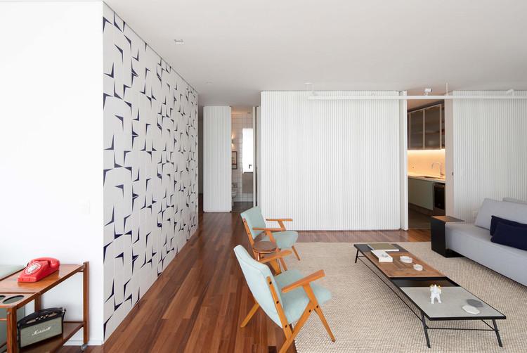 Apartamento Eduardo e Clarissa / INÁ Arquitetura, © Maira Acayaba