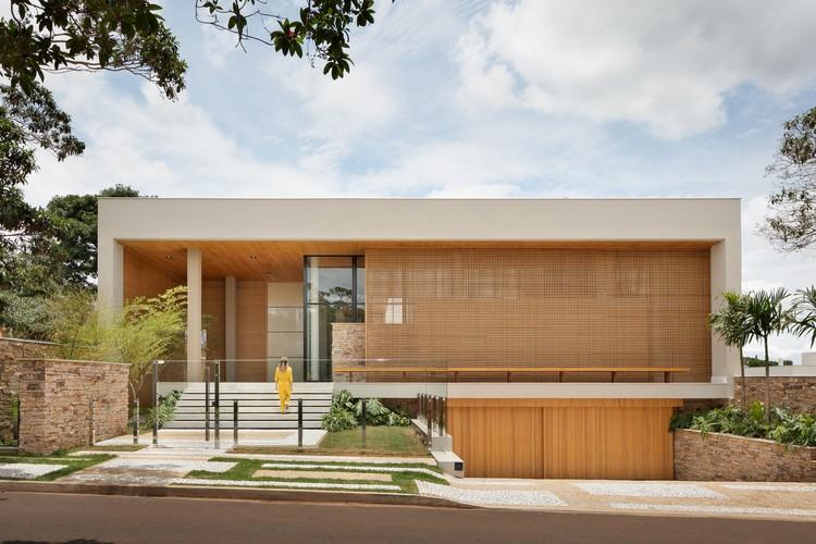 Casa Bambu / BL Studio de Arquitetura, © Fellipe Lima