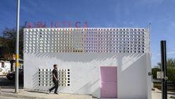 Biblioteca Colonia Héctor Caballero / Proyecto Reacciona A.C