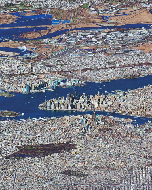 Nova York, United States.  Created by overview, image source: maxartechnologies