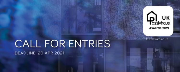 UK Passivhaus Awards 2021: Call for entries, UK Passivhaus Awards 2021: Call for entries