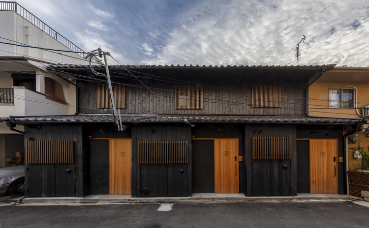 Contexted House / Office for Environment Architecture, © Nao Takahashi