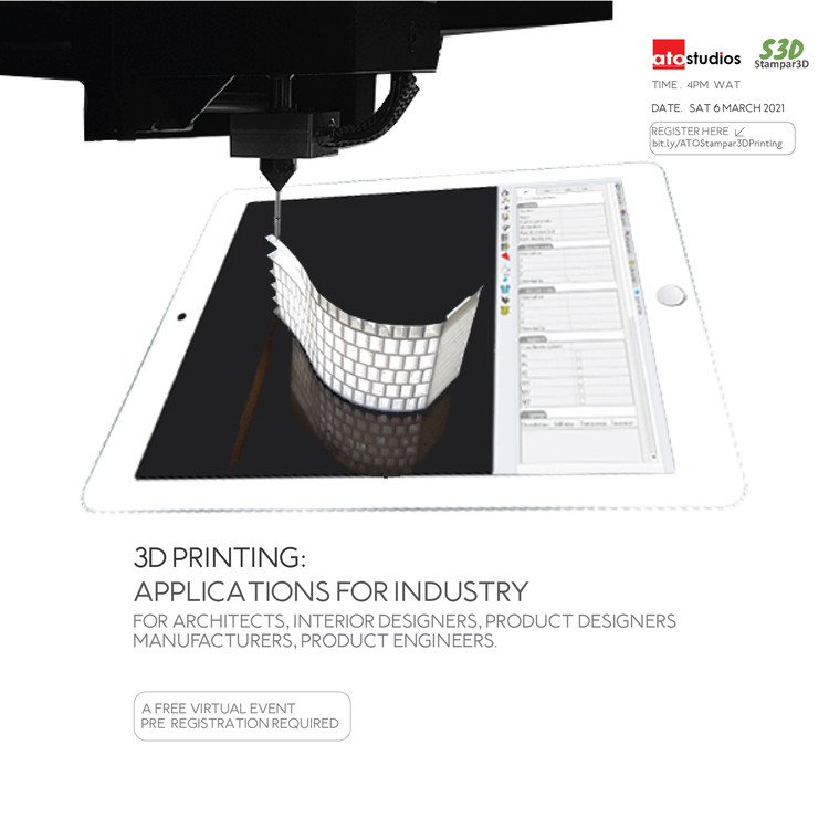 3D Printing: Applications for Industry, 3D Printing Workshop