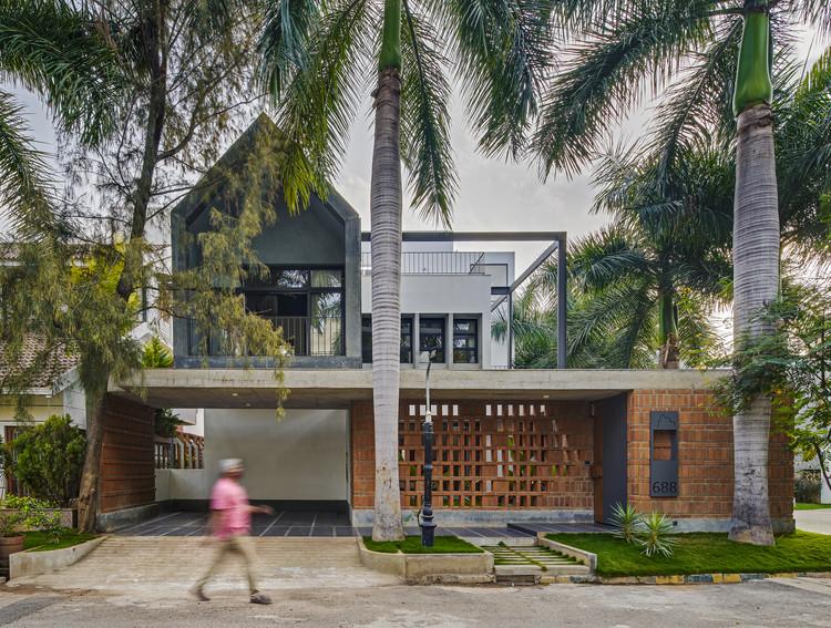 Casa Nido de Cuckoo / BetweenSpaces, © Shamanth Patil J