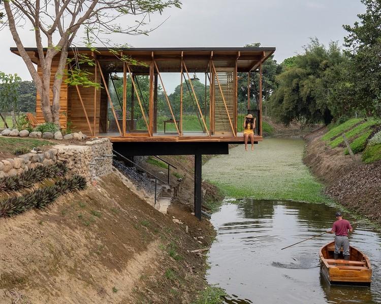 Tea Room / Natura Futura Arquitectura, © JAG Studio