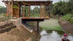 La habitación del té / Natura Futura Arquitectura
