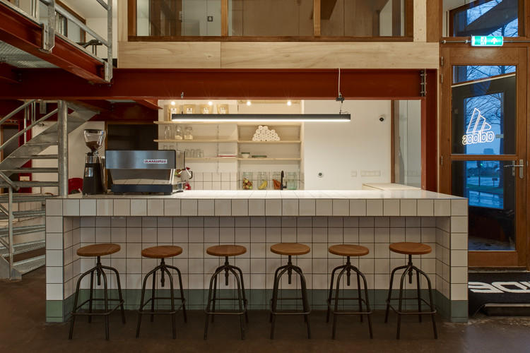 Het Gym / Kevin Veenhuizen Architects, © MWA Hart Nibbrig