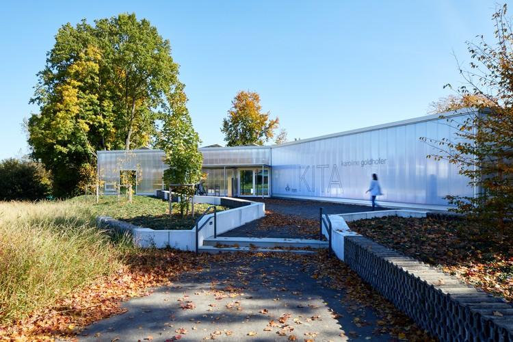 Karoline Goldhofer Daycare Centre  / heilergeiger architekten und stadtplaner BDA, © Nicolas Felder