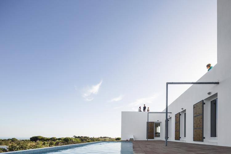 Alcarve House / Node Architects.  Foto © Fernando Guerrero |  FG + SG
