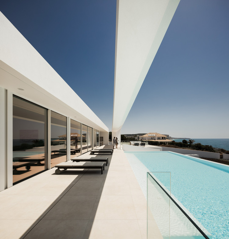 Carrara House / Mario Mart ின் nez Atelier.  Foto © Fernando Guerrero |  FG + SG