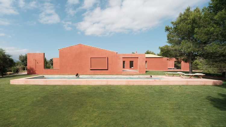 Lover's House / Isla Architects, © Luis Díaz Díaz