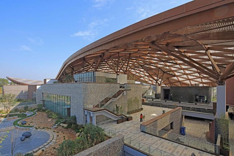 The Garden Art Museum of Nanning International Garden Expo / China Architecture Design & Research Group, © Guangyuan Zhang