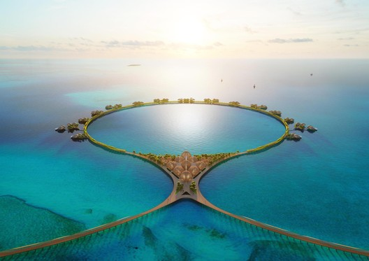 Foster + Partners Designs Hotel 12, part of the Red Sea Project in Saudi Arabia