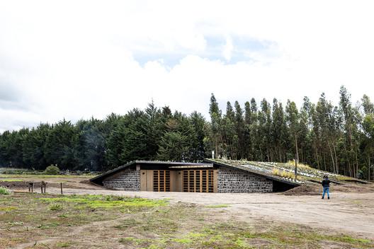 Patios House / Rama Estudio. Image © JAG Studio