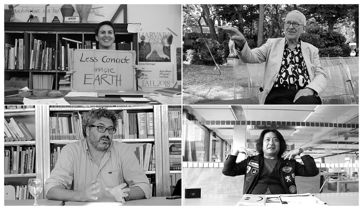 What is Architecture? Insights from Peter Cook, Anna Heringer, Moon Hoon, and Greg Lynn, Courtesy of What is architecture?