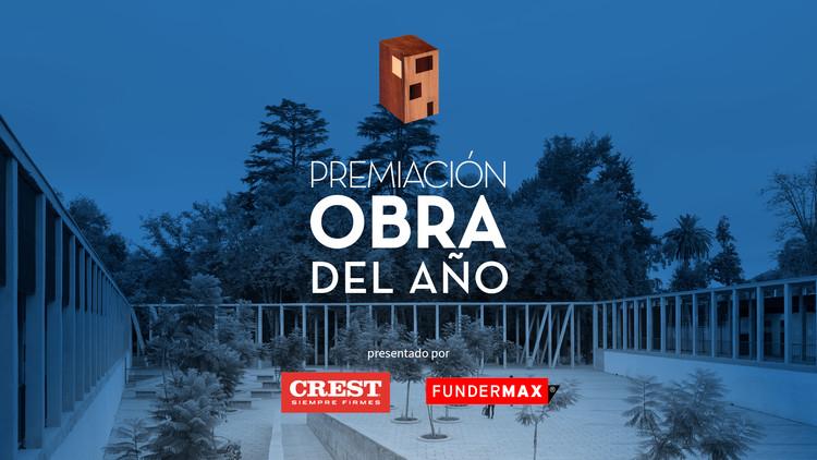 Premiación Obra del Año 2020: Municipalidad de Nancagua / BEALS LYON