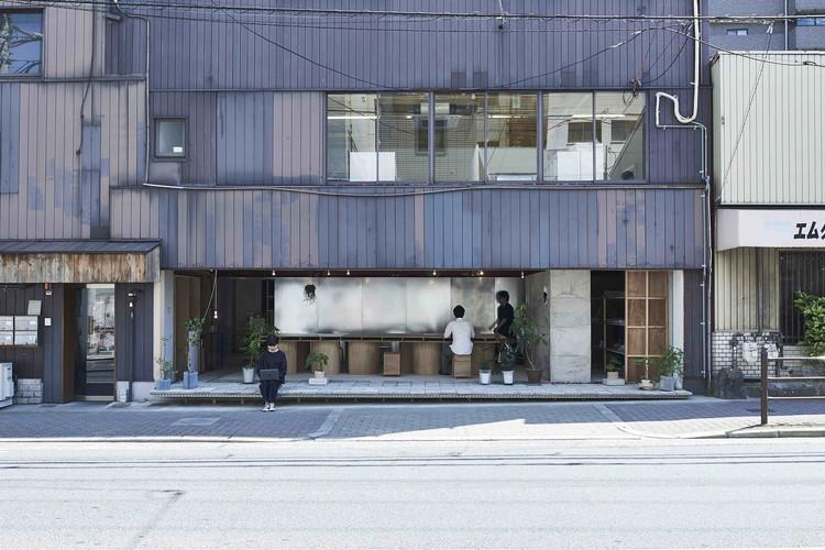YAP Office / YAP, © Kenji Togo