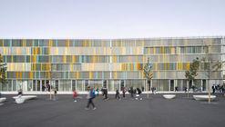 Una nueva escuela en un pueblo francés / CoCo architecture + Jean de Giacinto Architecture Composite