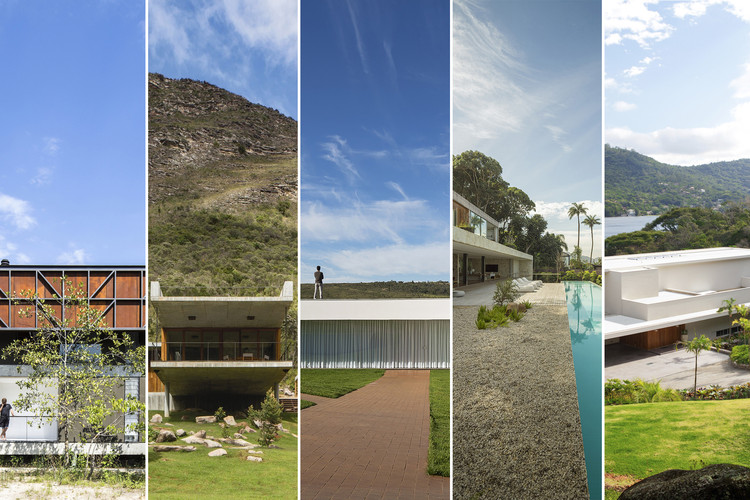 Architecture and Territory: Houses in the Five Regions of Brazil, © ArchDaily