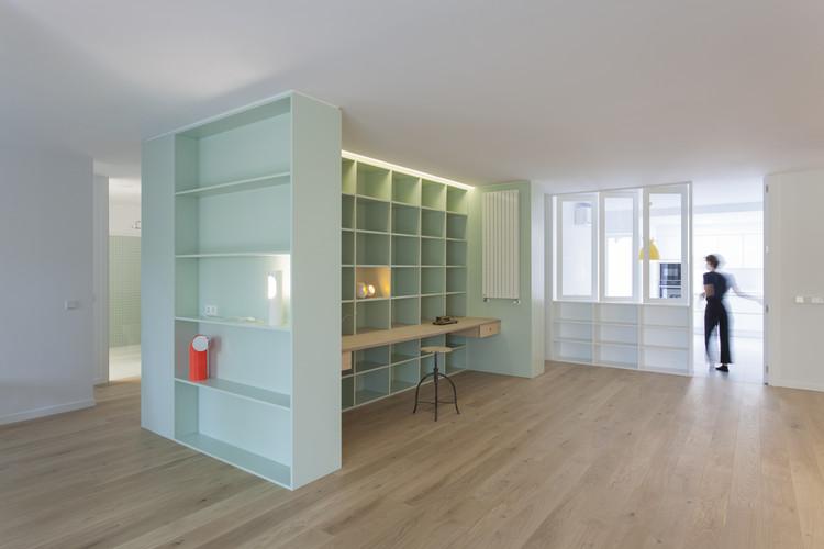 Casa Green Box  / ALE Estudio, © Ojo vivo Foto