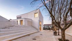 Conservatorio Regional de Música y Danza / Studio 1984 + Boris Bouchet Architectes