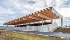 Centro de Coleta de Materiais Recicláveis / RUHM Architekten