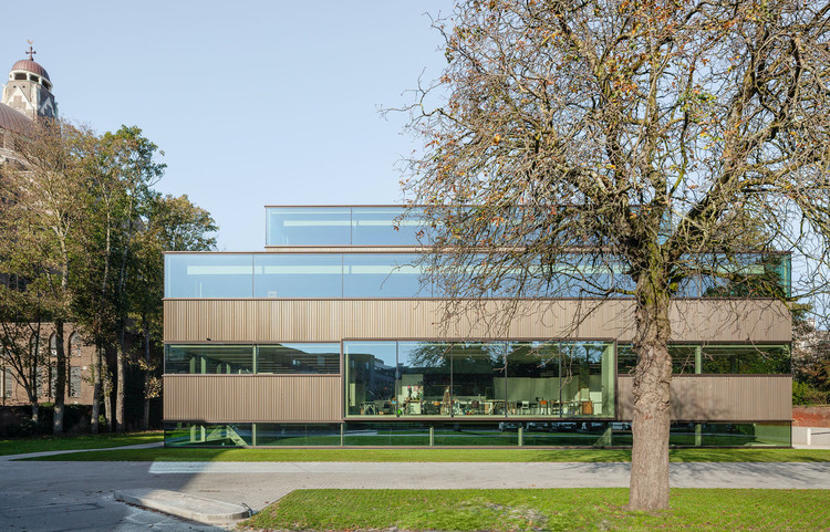 Sint Lucas School of Arts  / Atelier Kempe Thill, © ULRICH SCHWARZ, BERLIN