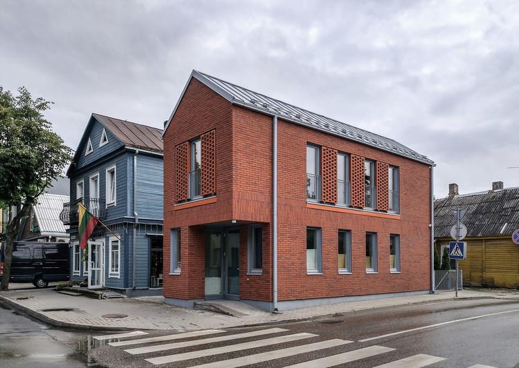 Café House / DNA Studio, © Tomas Šimkus
