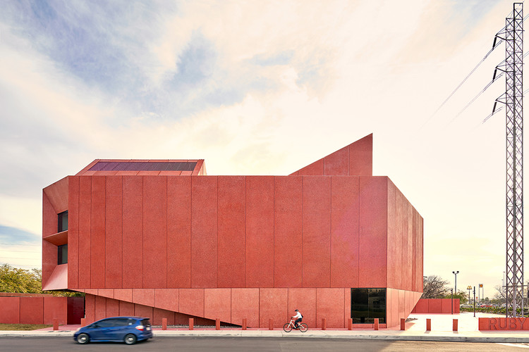 Ruby City Contemporary Art Center / Adjaye Associates. Image © Dror Baldinger