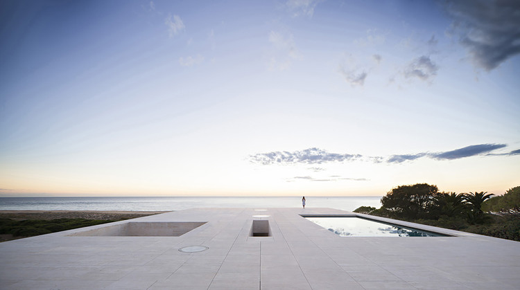 The House of the Infinite / Alberto Campo Baeza. Image © Javier Callejas