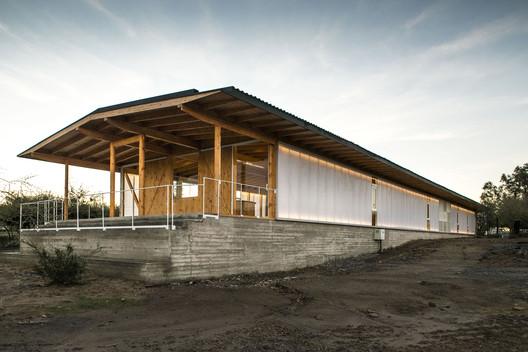Centro de Lana Merino / Demo Arquitectos