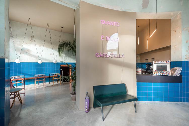 Tre de tutto Restaurant  / STUDIOTAMAT, © Seven H. Zhang