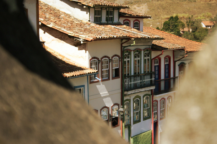 O que é patrimônio material e imaterial?, Ouro Preto - MG. Imagem © Marina Aguiar, via Flickr. Licença CC BY 2.0