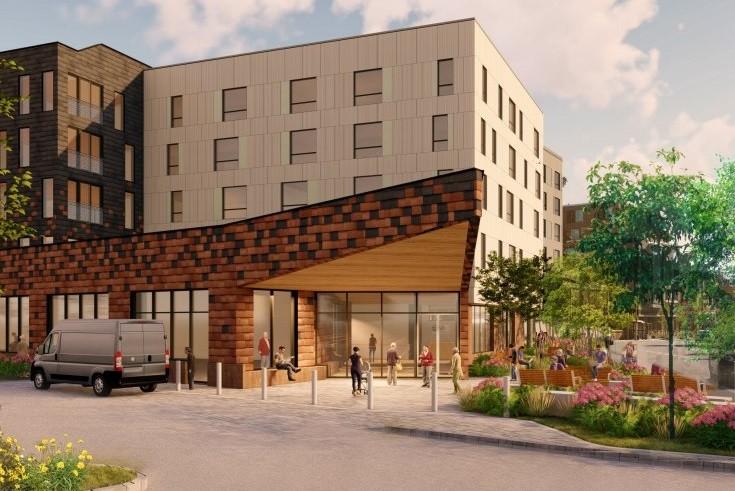 """""""La arquitectura puede curar"""": Katie Swenson, de MASS Design Group, sobre construir equidad, Reurbanización de JJ Carroll. Imagen cortesía de MASS Design Group"""