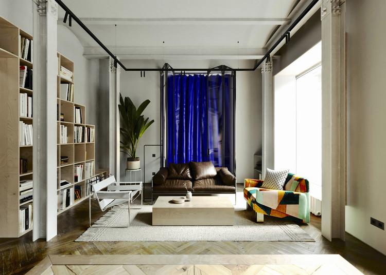 apartamento|1 / unnamed studio, Courtesy of unnamed studio