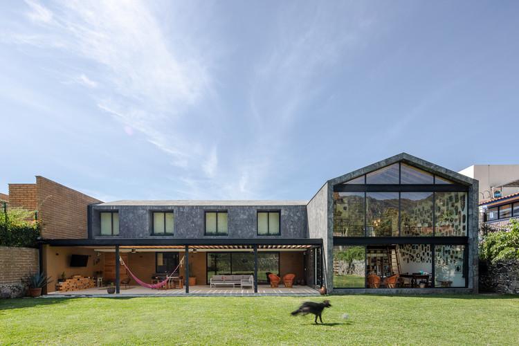 Casa Texcal / HGR Arquitectos, © Diana Arnau