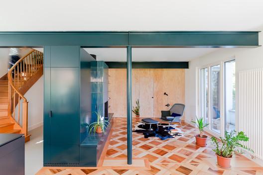 Transformation of a 1950s Villa in Vers-chez-les-Blanc / Bureau Brisson Architectes