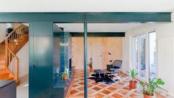 Transformación de una villa de los años 50 en Vers-chez-les-Blanc / Bureau Brisson Architectes