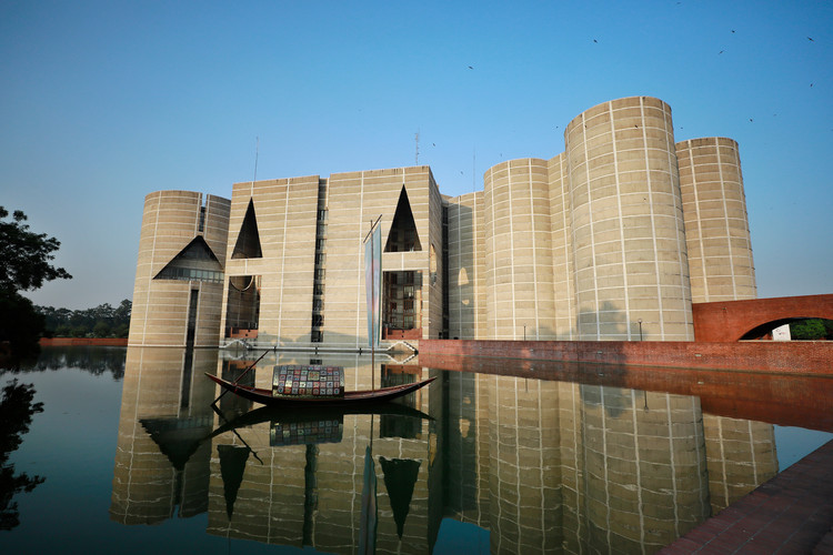 Harriet Pattison on the Creative Process of Louis Kahn and Making History, Jatiya Sangsad Bhaban or National Parliament House was designed by Louis Kahn. Image © Sk Hasan Ali | Shutterstock
