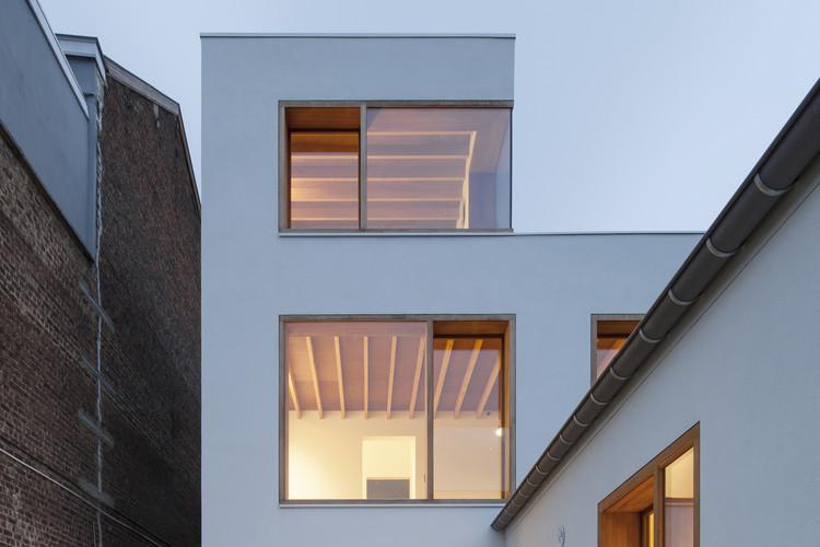KOW House  / Edouard Brunet , © Johnny Umans