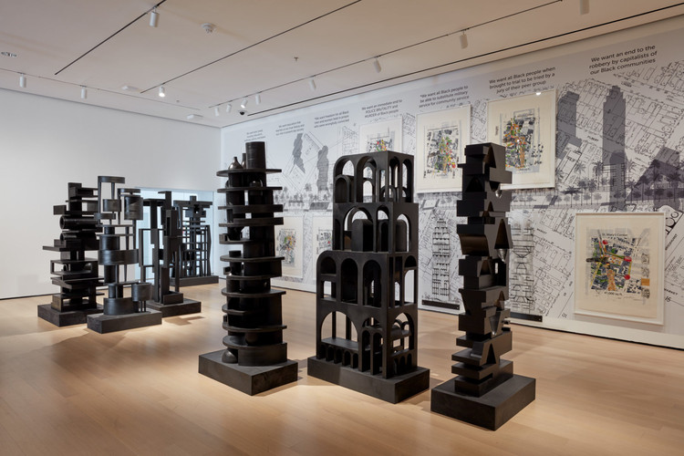 MoMA Launches Reconstructions: Architecture and Blackness in America, Reconstructions: Architecture and Blackness in America. Image Courtesy of The Museum of Modern Art, Robert Gerhardt